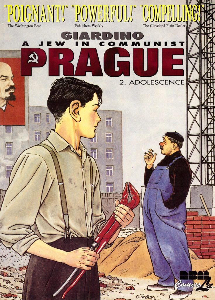 A Jew in Communist Prague 2: Adolescence