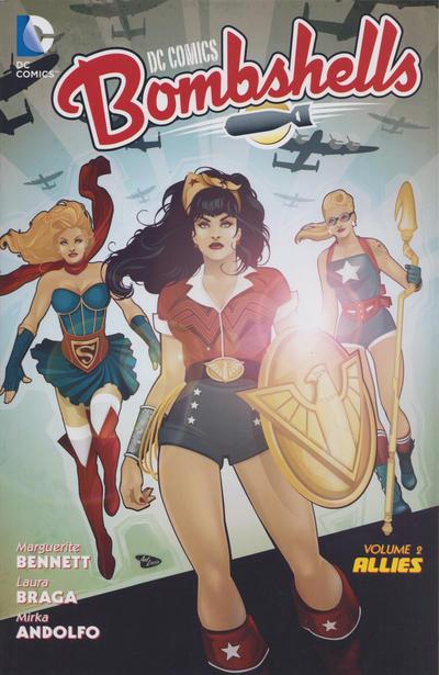 DC Comics Bombshells Vol. 2: Allies