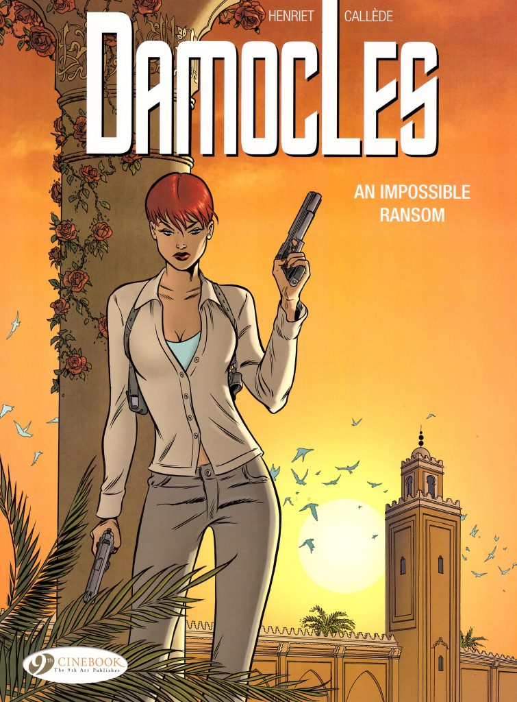 Damocles 2: An Impossible Ransom