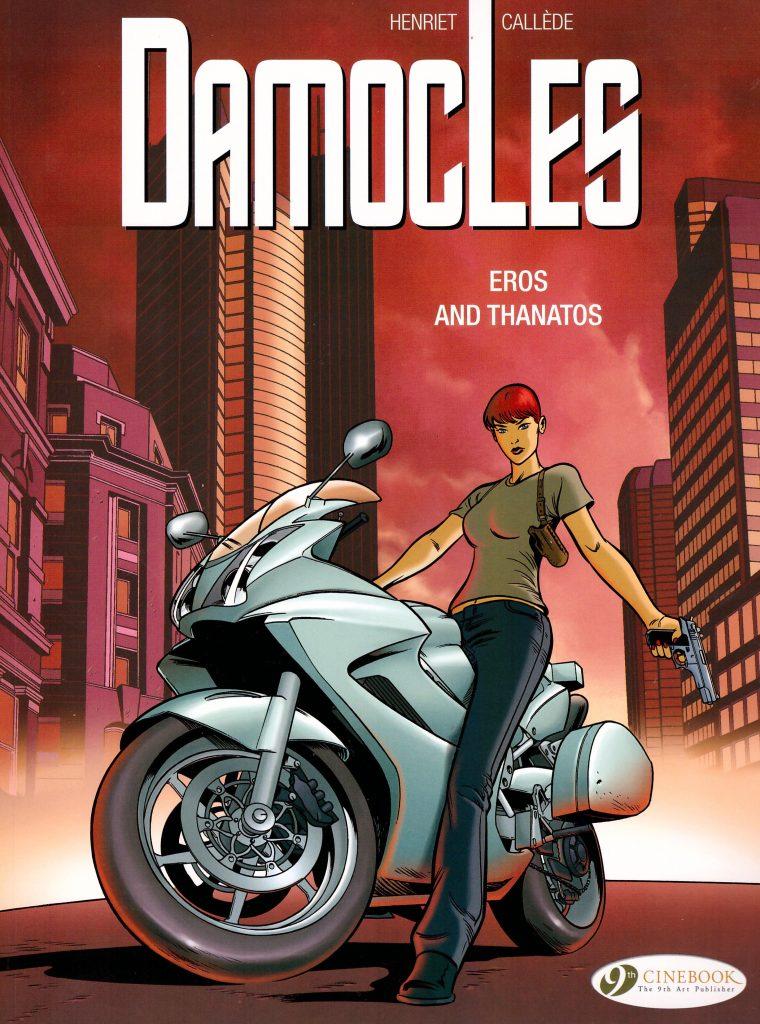 Damocles 4: Eros and Thanatos