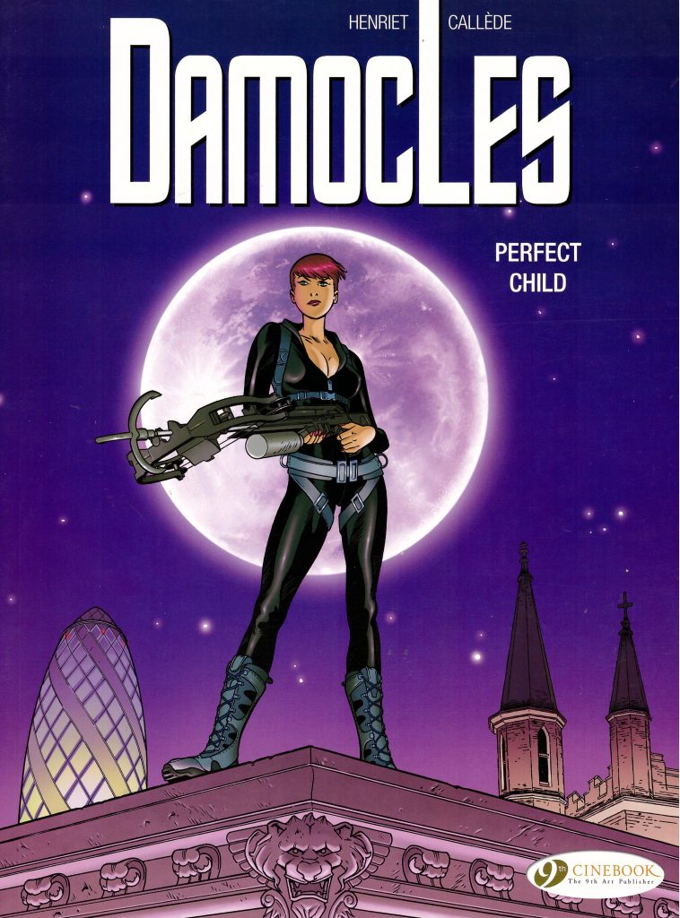 Damocles 3: Perfect Child