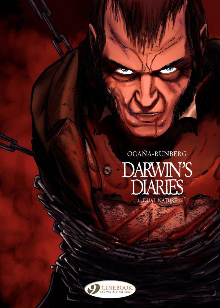 Darwin's Diaries 3: Dual Nature