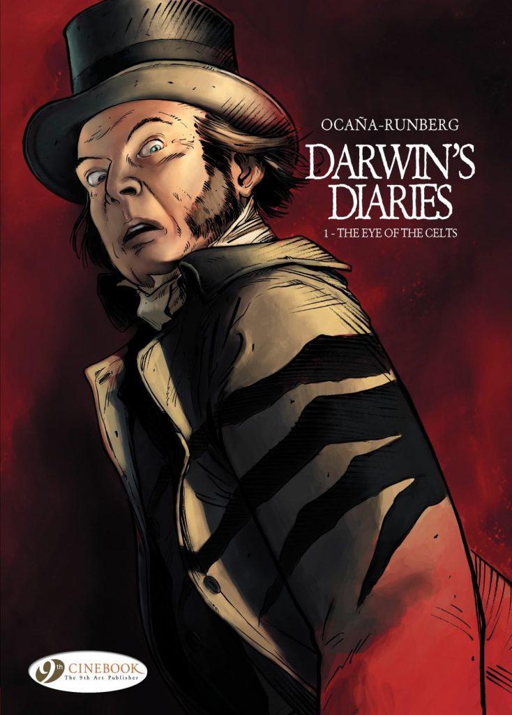 Darwin's Diaries 1: Eye of the Celts