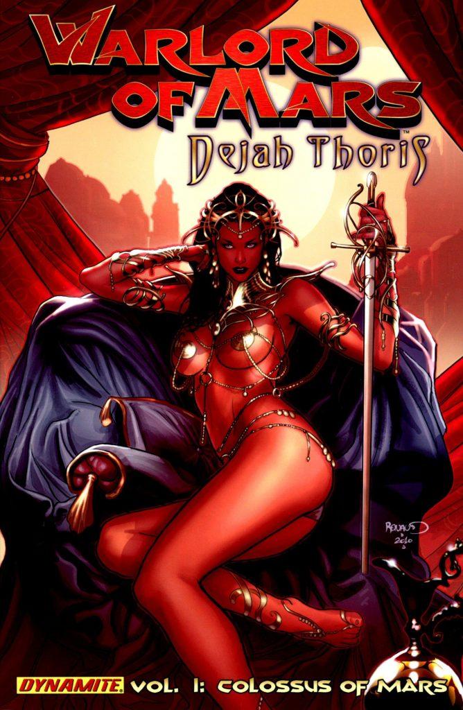 Warlord of Mars: Dejah Thoris Vol. 1 – Colossus of Mars