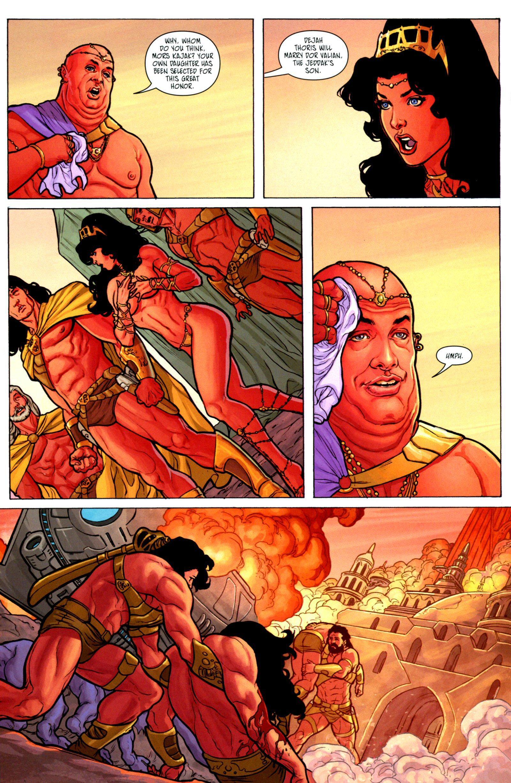Dejah Thoris Colossus of Mars review