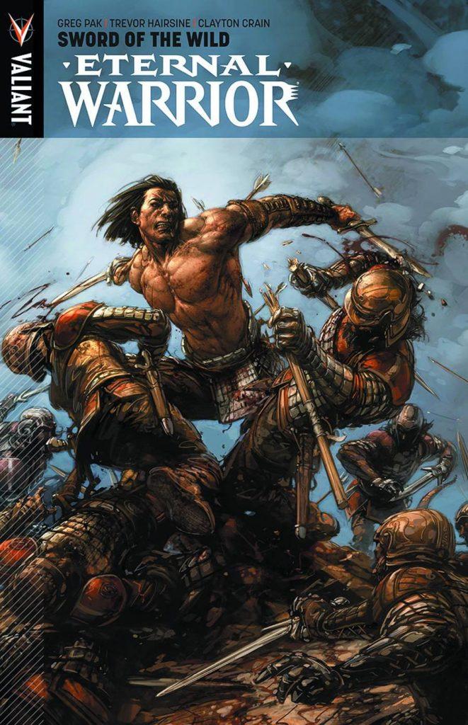 Eternal Warrior: Sword of the Wild