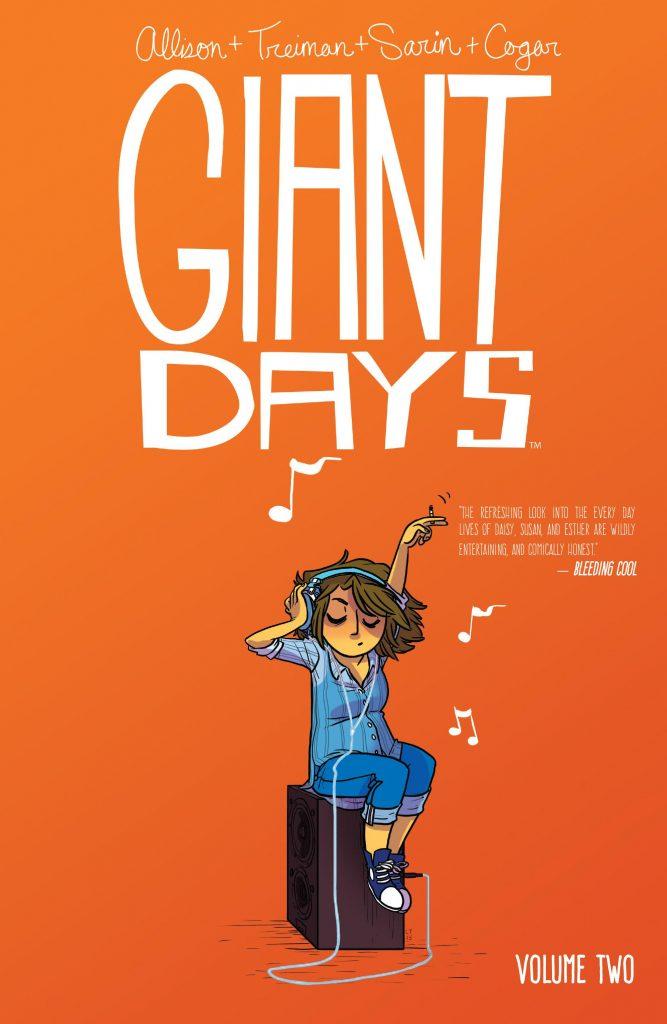 Giant Days Volume Two