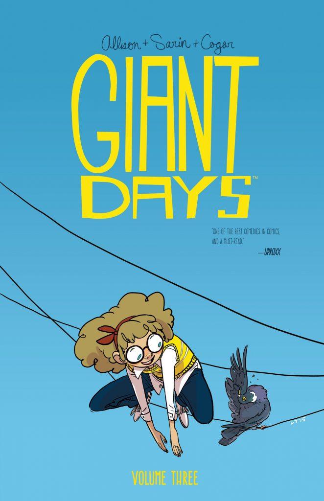 Giant Days Volume Three