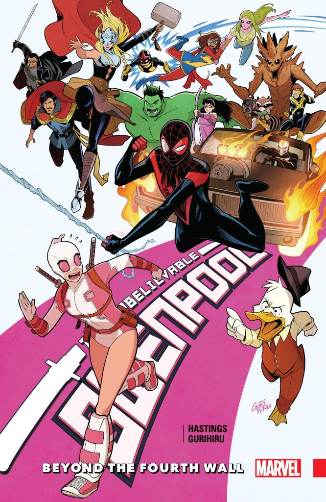 The Unbelievable Gwenpool: Beyond the Fourth Wall
