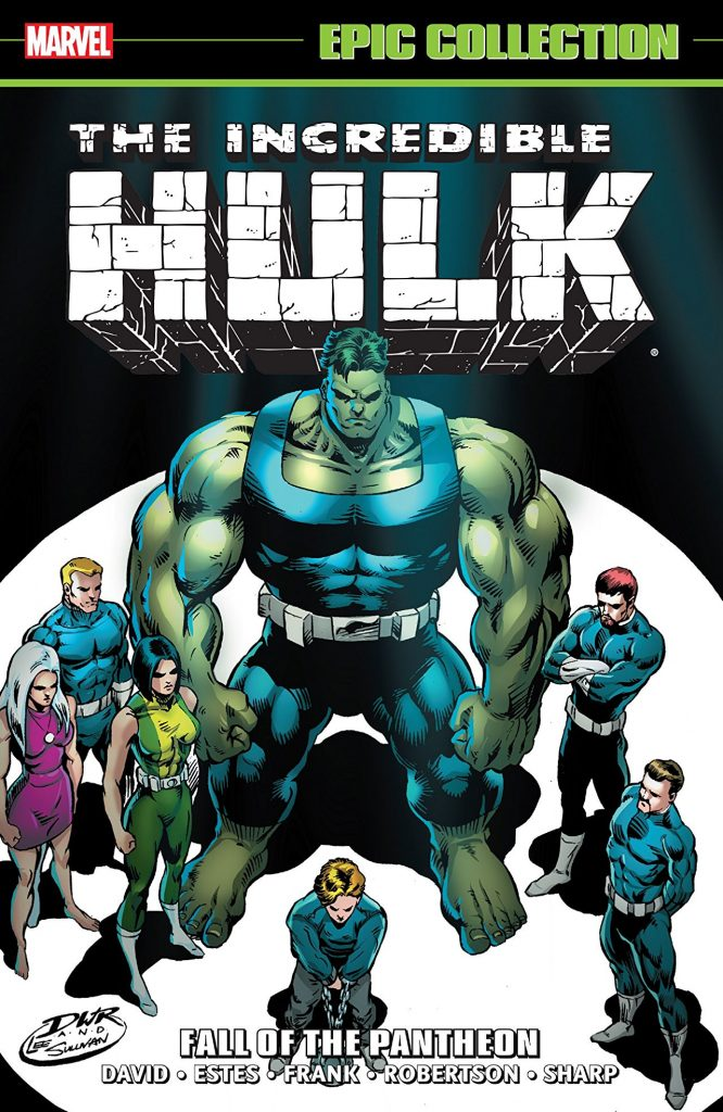 Marvel Epic Collection: The Incredible Hulk – The Fall of the Pantheon