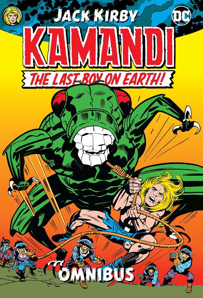 Kamandi: The Last Boy on Earth Omnibus
