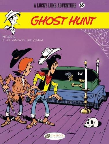 Lucky Luke: Ghost Hunt