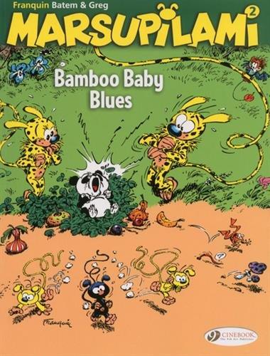 Marsupilami 2: Bamboo Baby Blues