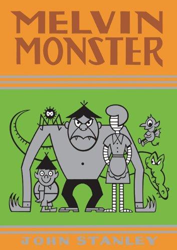 Melvin Monster Vol. 3