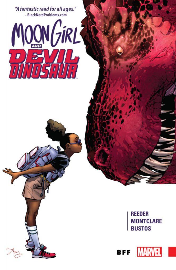 Moon Girl and Devil Dinosaur: BFF