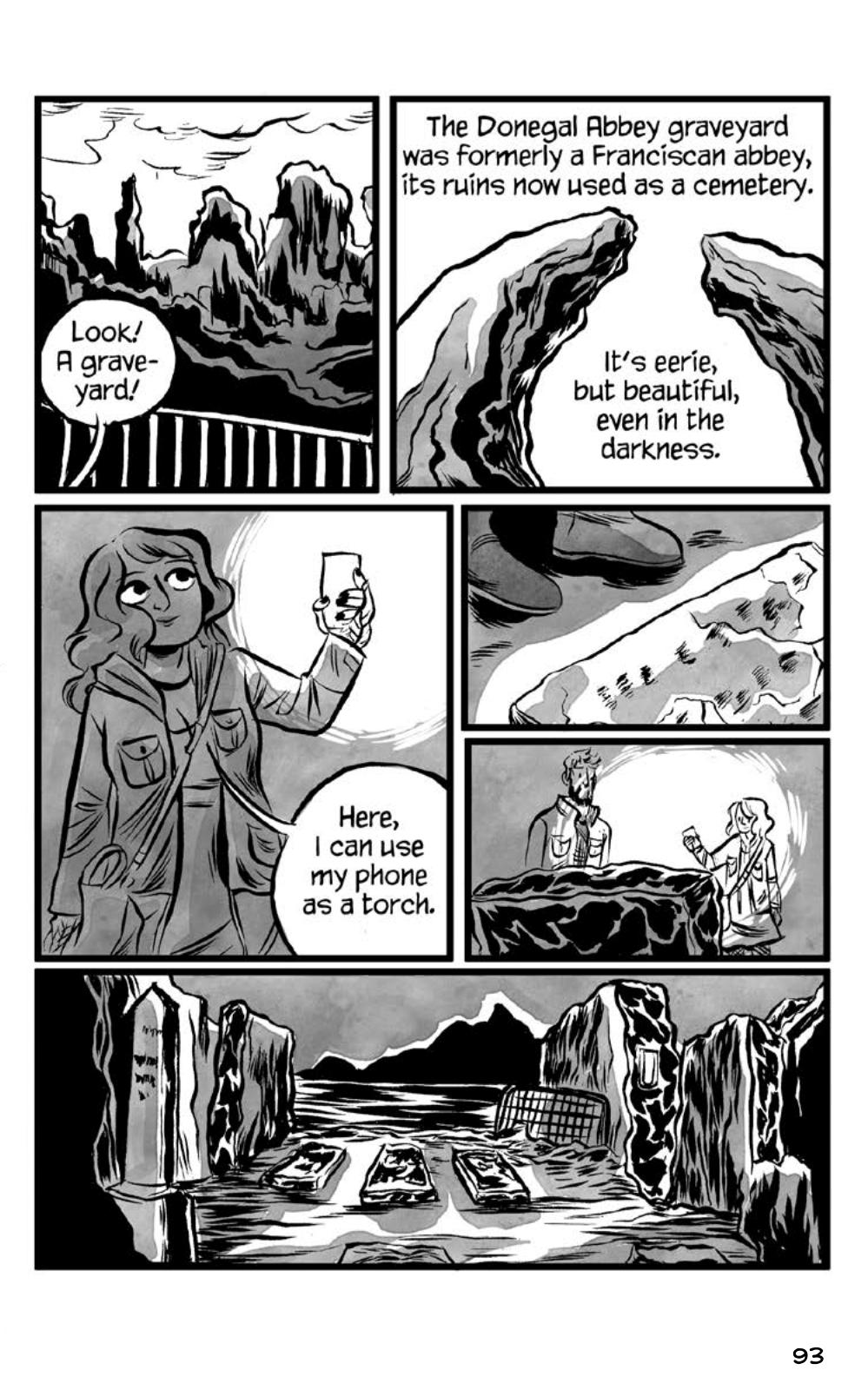 Roots graphic novel review