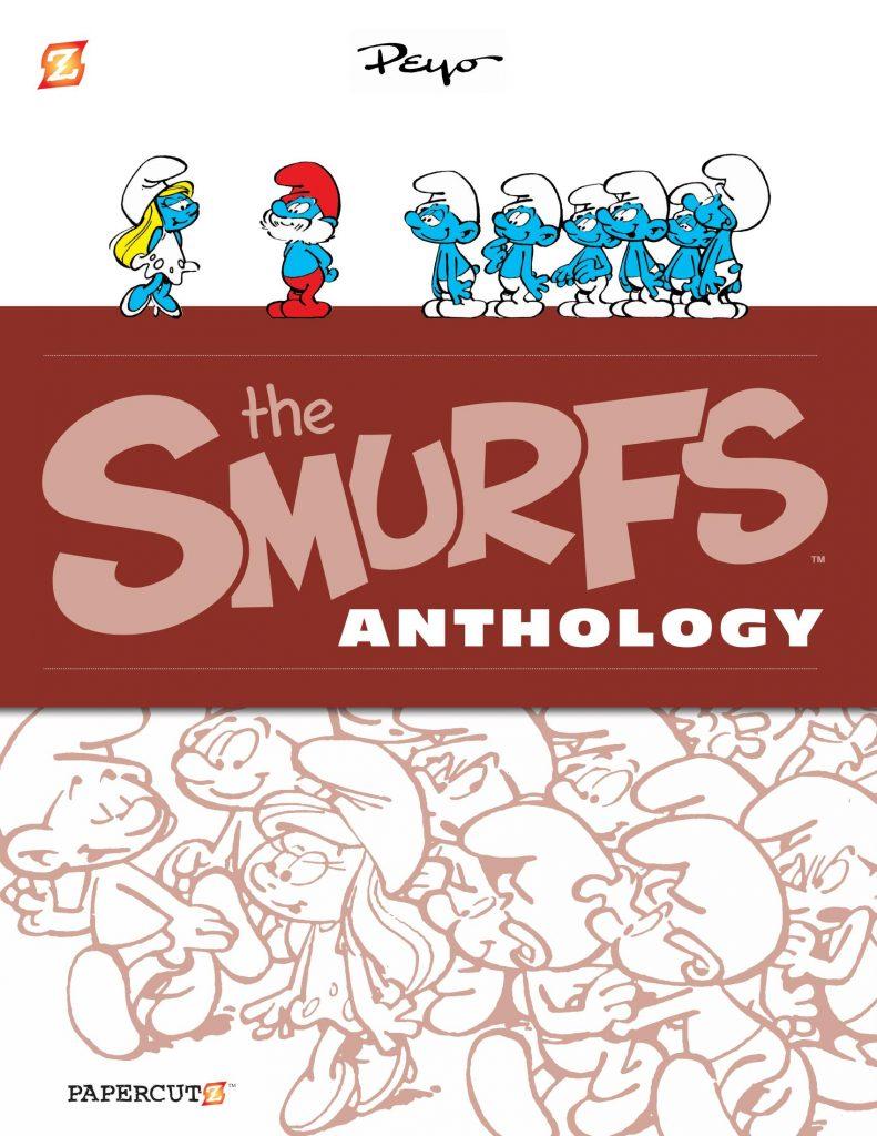 The Smurfs Anthology 2