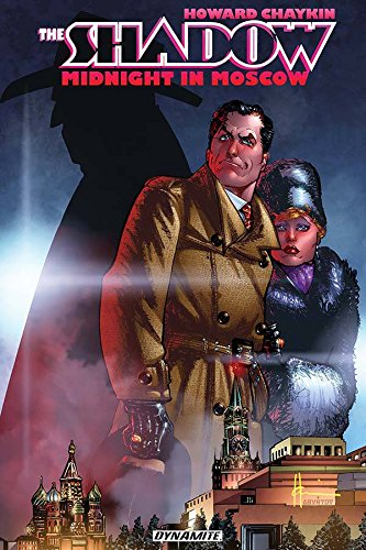The Shadow: Midnight in Moscow
