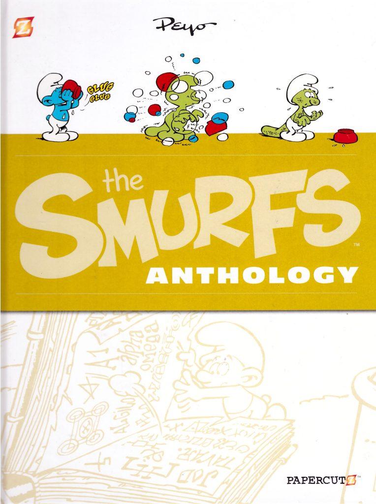 The Smurfs Anthology 4
