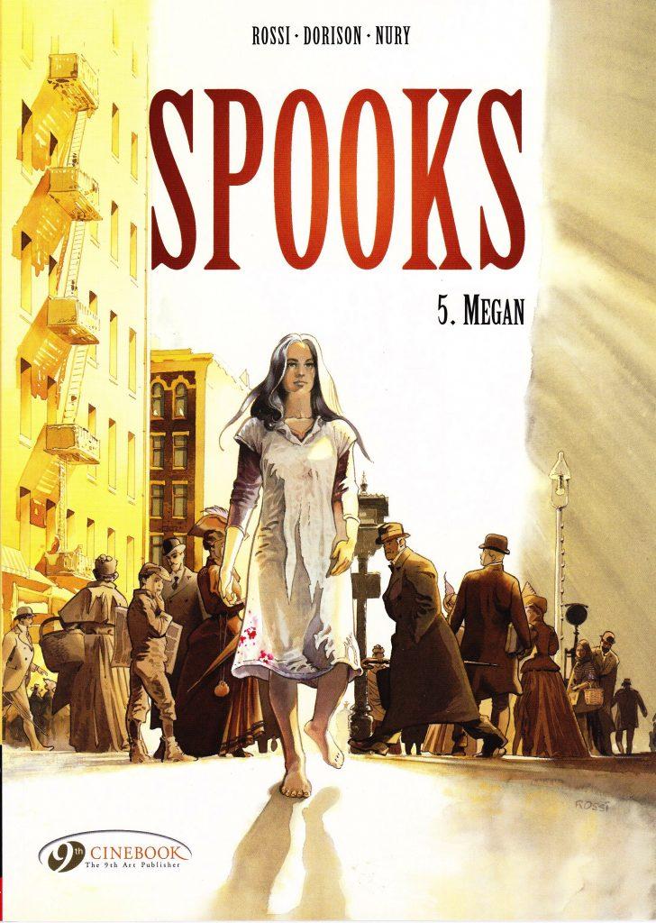 SPOOKS 5: Megan