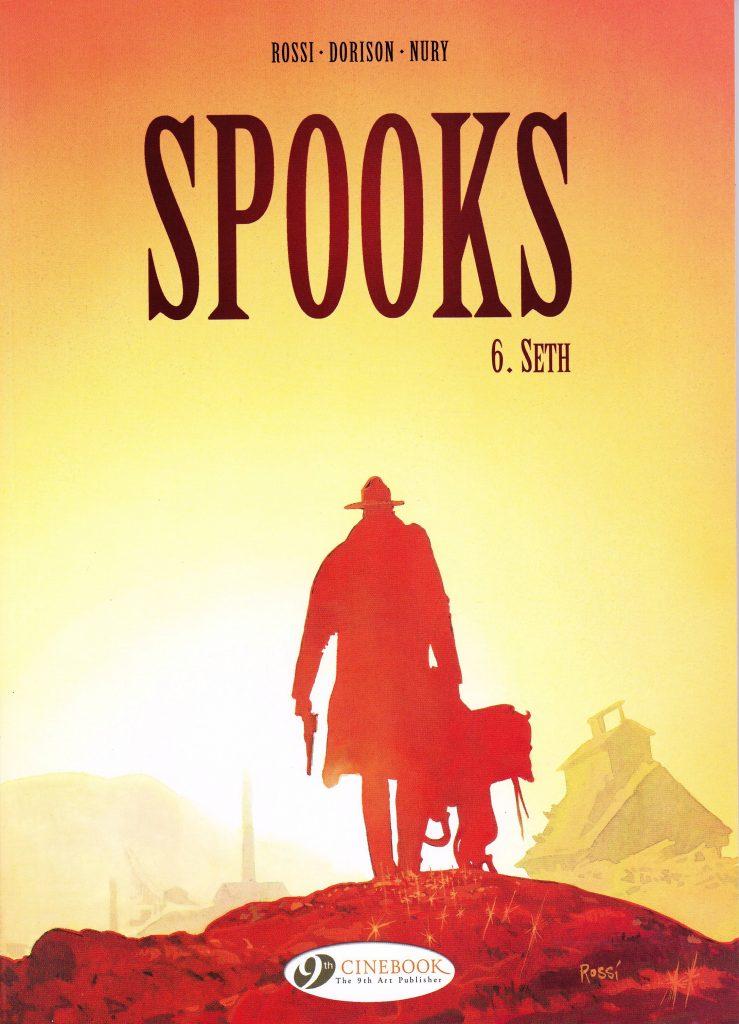 SPOOKS 6: Seth