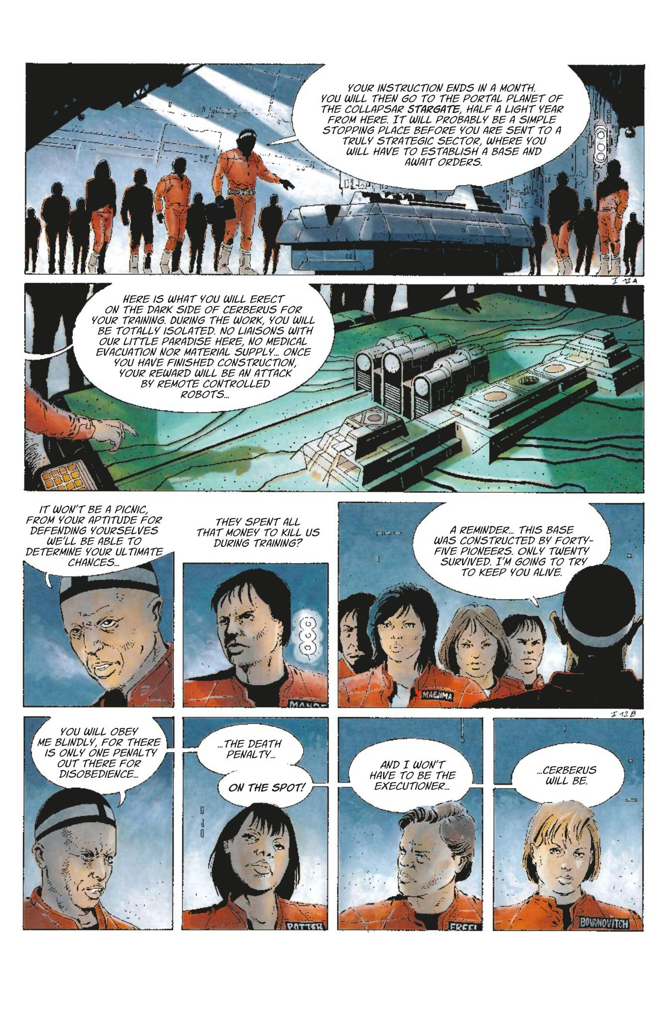 The Forever War 1 review