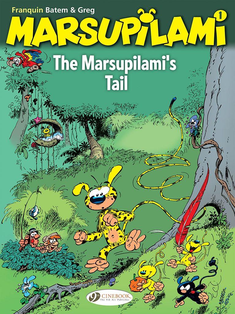 Marsupilami 1: The Marsupilami's Tail