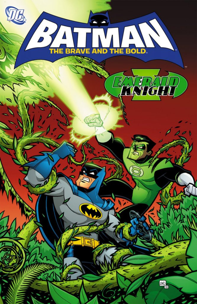 Batman: The Brave and the Bold – Emerald Knight