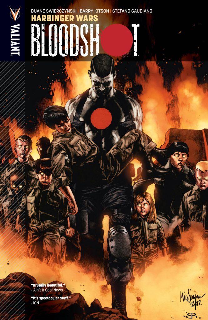 Bloodshot: Harbinger Wars