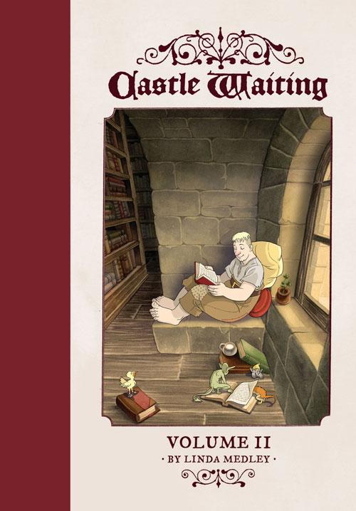 Castle Waiting Volume II: Definitive Edition
