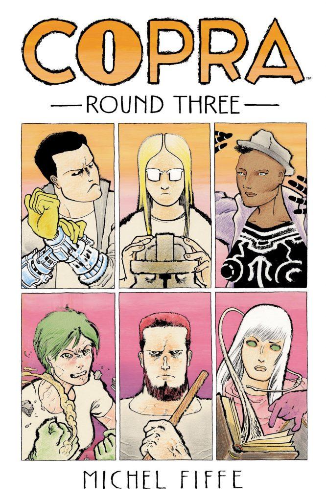Copra: Round Three