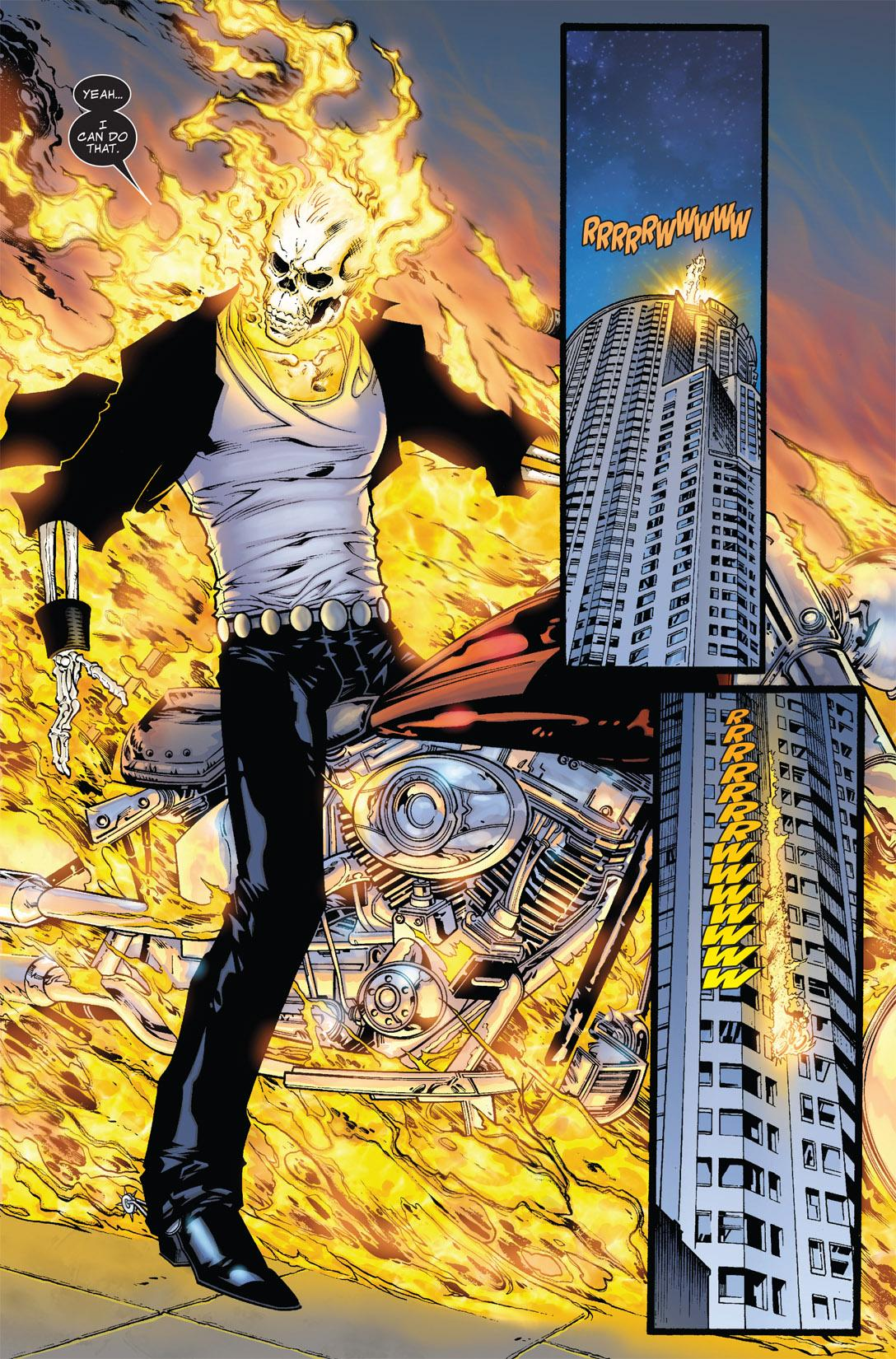 Fear Itself Ghost Rider review
