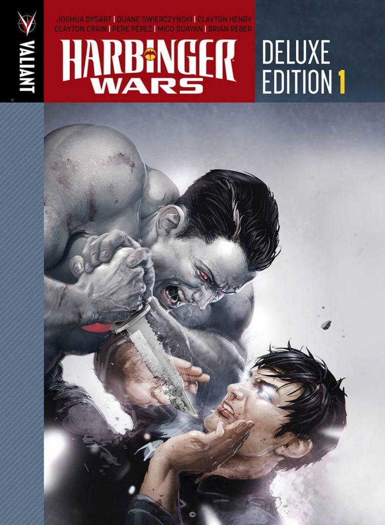 Harbinger Wars Deluxe Edition