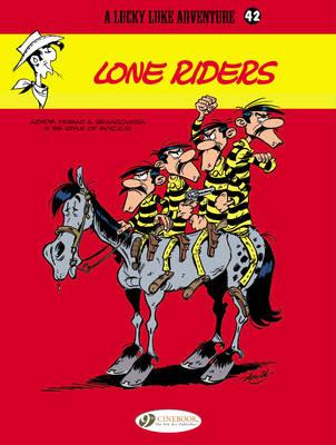 Lucky Luke: Lone Riders