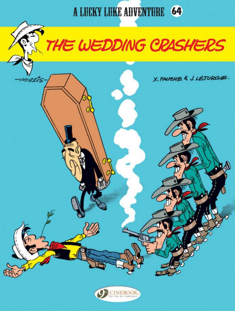 Lucky Luke: The Wedding Crashers