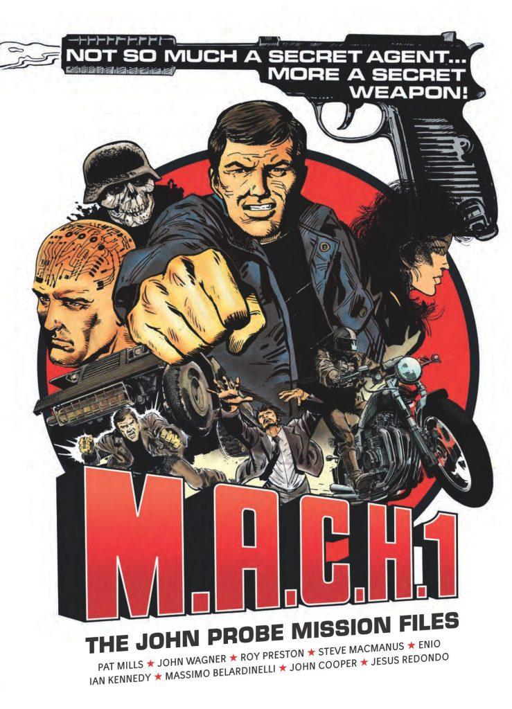 M.A.C.H. 1 – The John Probe Mission Files