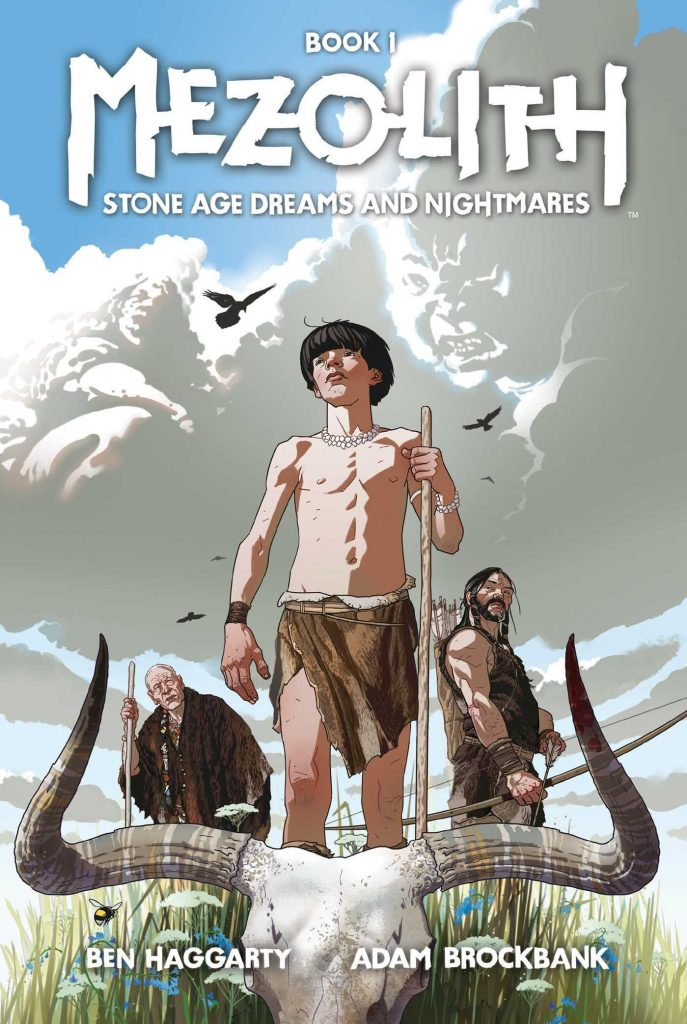 Mezolith Book 1: Stone Age Dreams and Nightmares