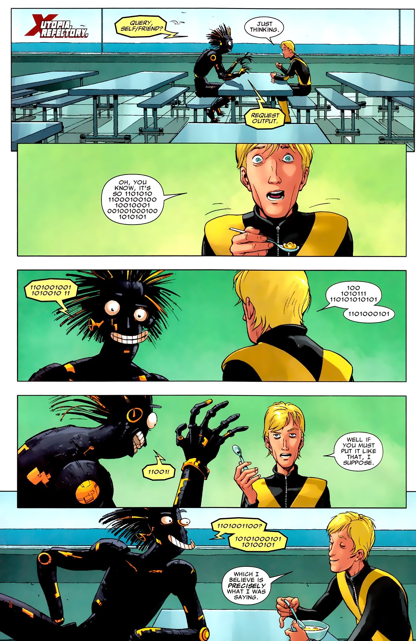 New Mutants A Date with the Devil review