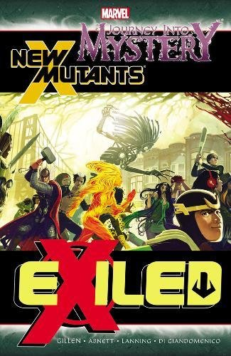 New Mutants/Journey Into Mystery: Exiled