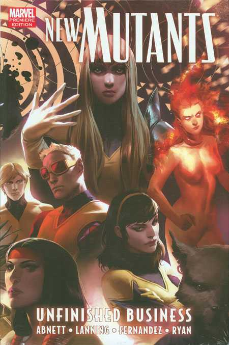 New Mutants: Unfinished Business