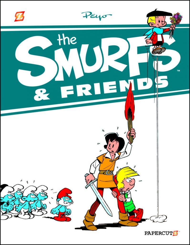 The Smurfs & Friends Vol. 1