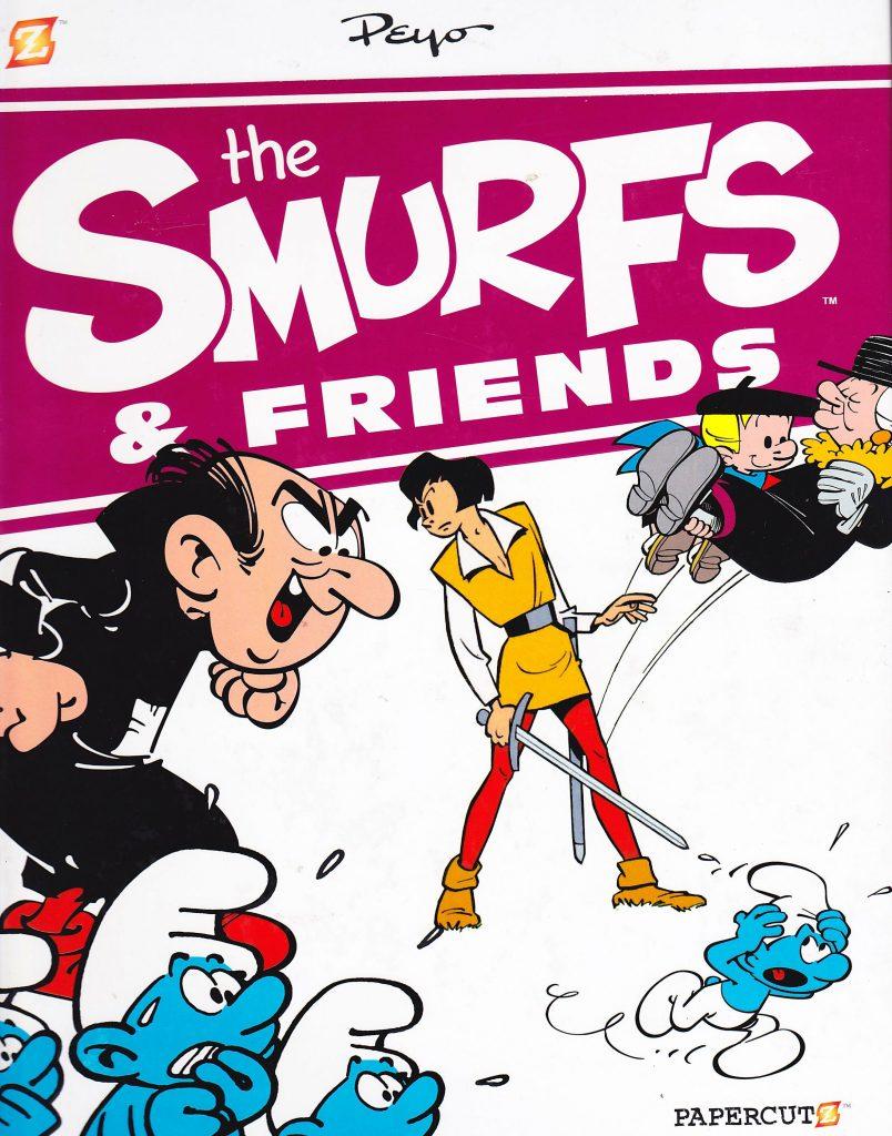 The Smurfs & Friends Vol. 2