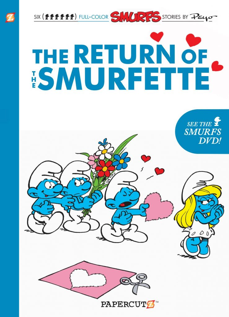 The Smurfs: The Return of the Smurfette