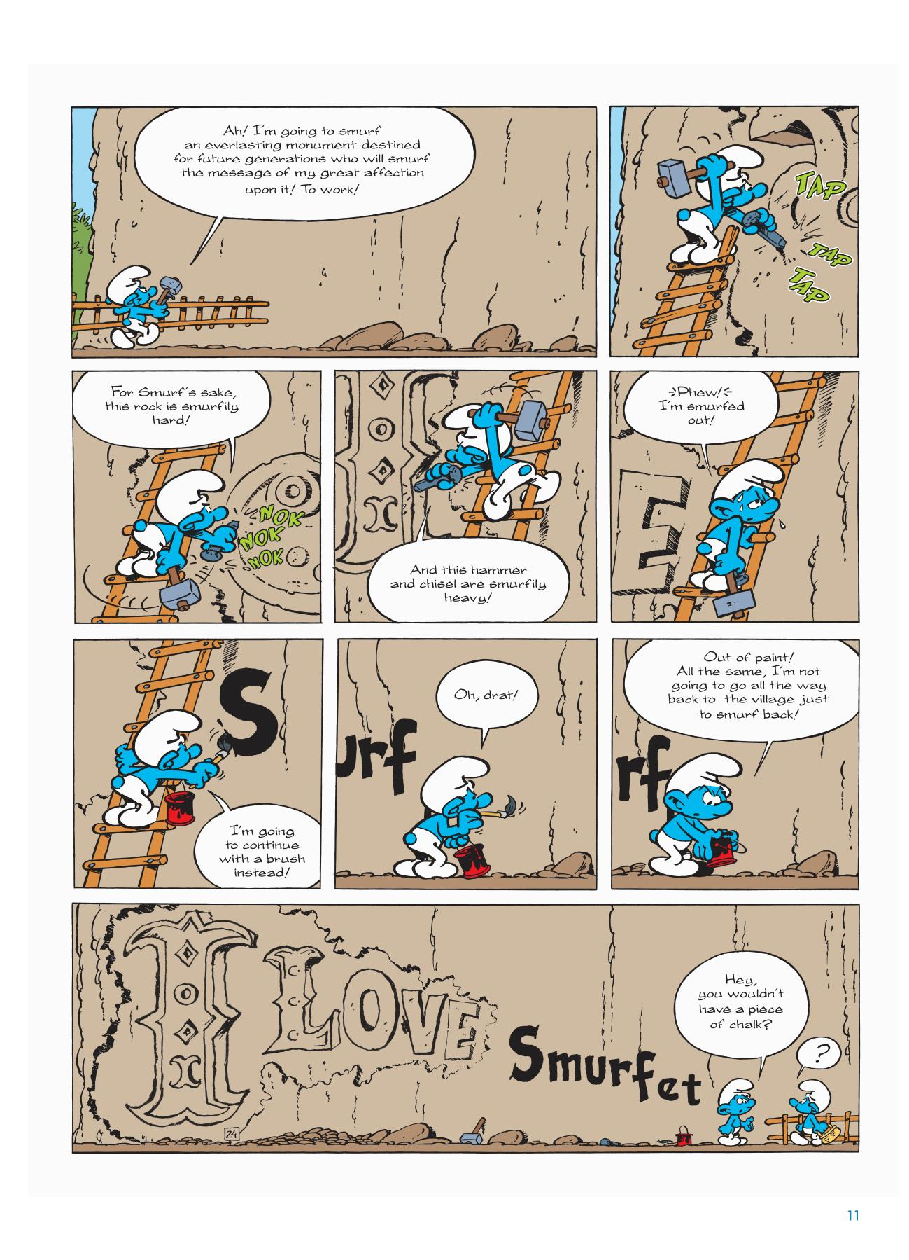 Smurfs The Return of the Smurfette review