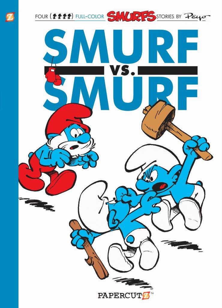 The Smurfs: Smurf vs. Smurf