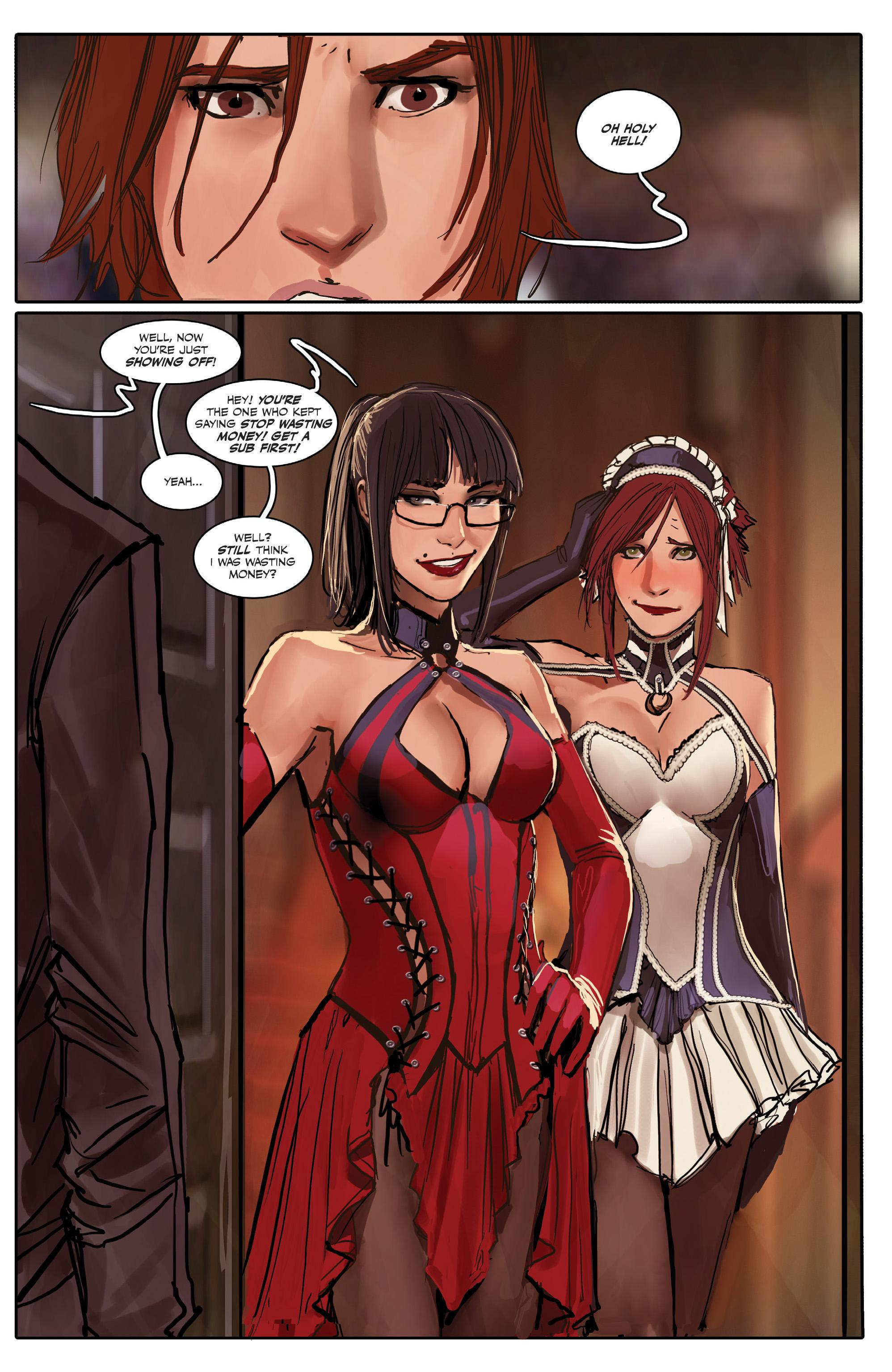 Sunstone Volume 3 review