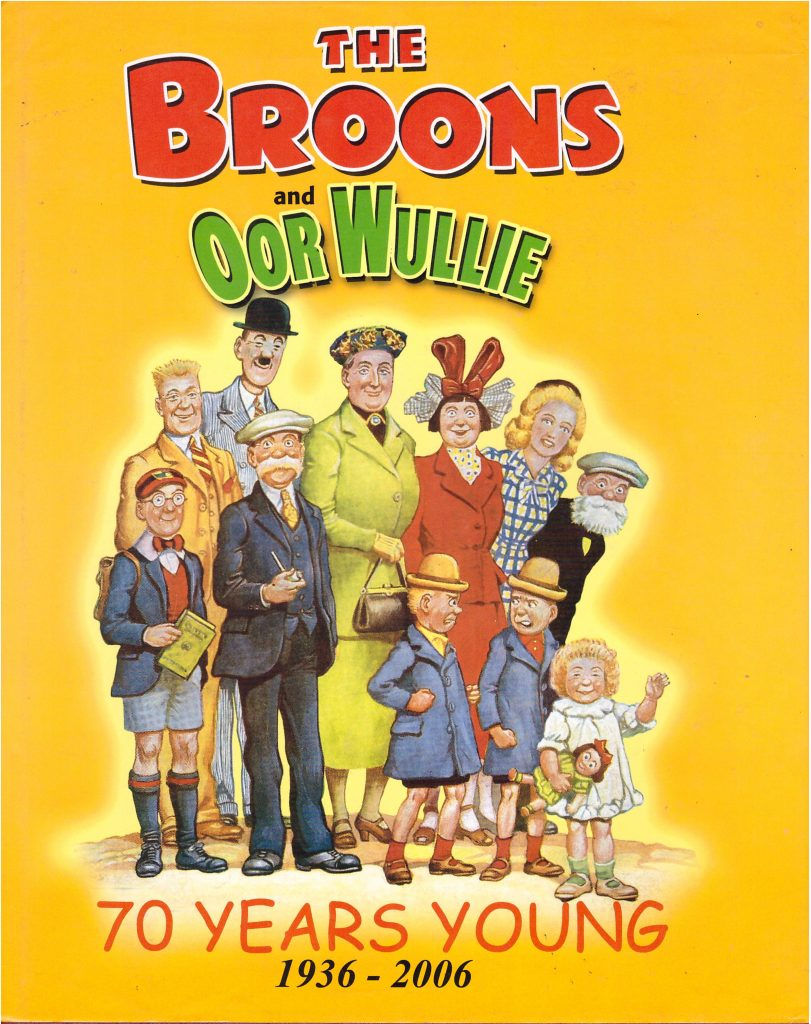The Broons and Oor Wullie: 70 Years Young