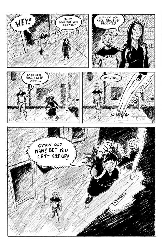 The Deadbeat graphic novel review