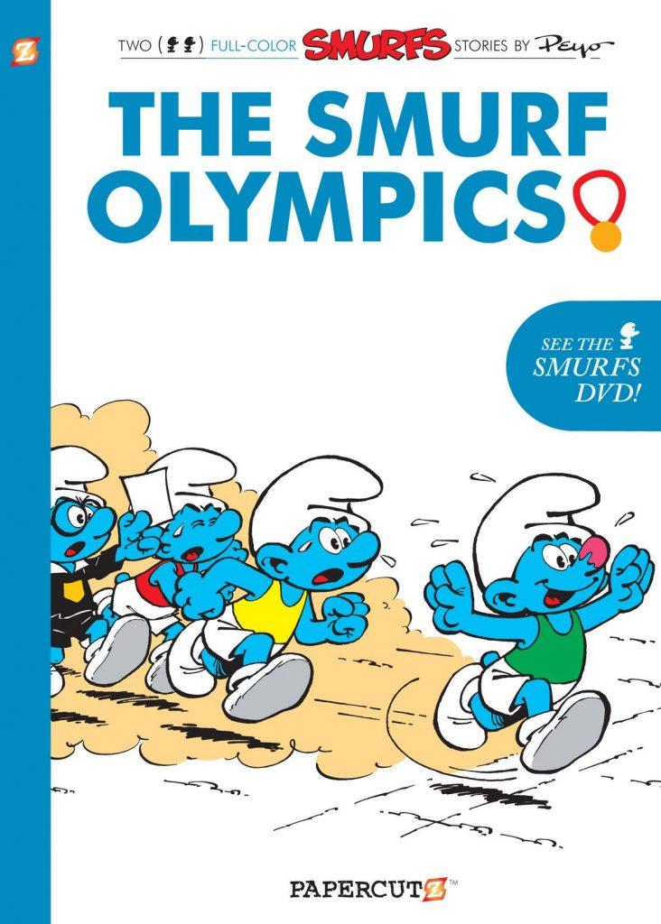 The Smurfs: The Smurf Olympics