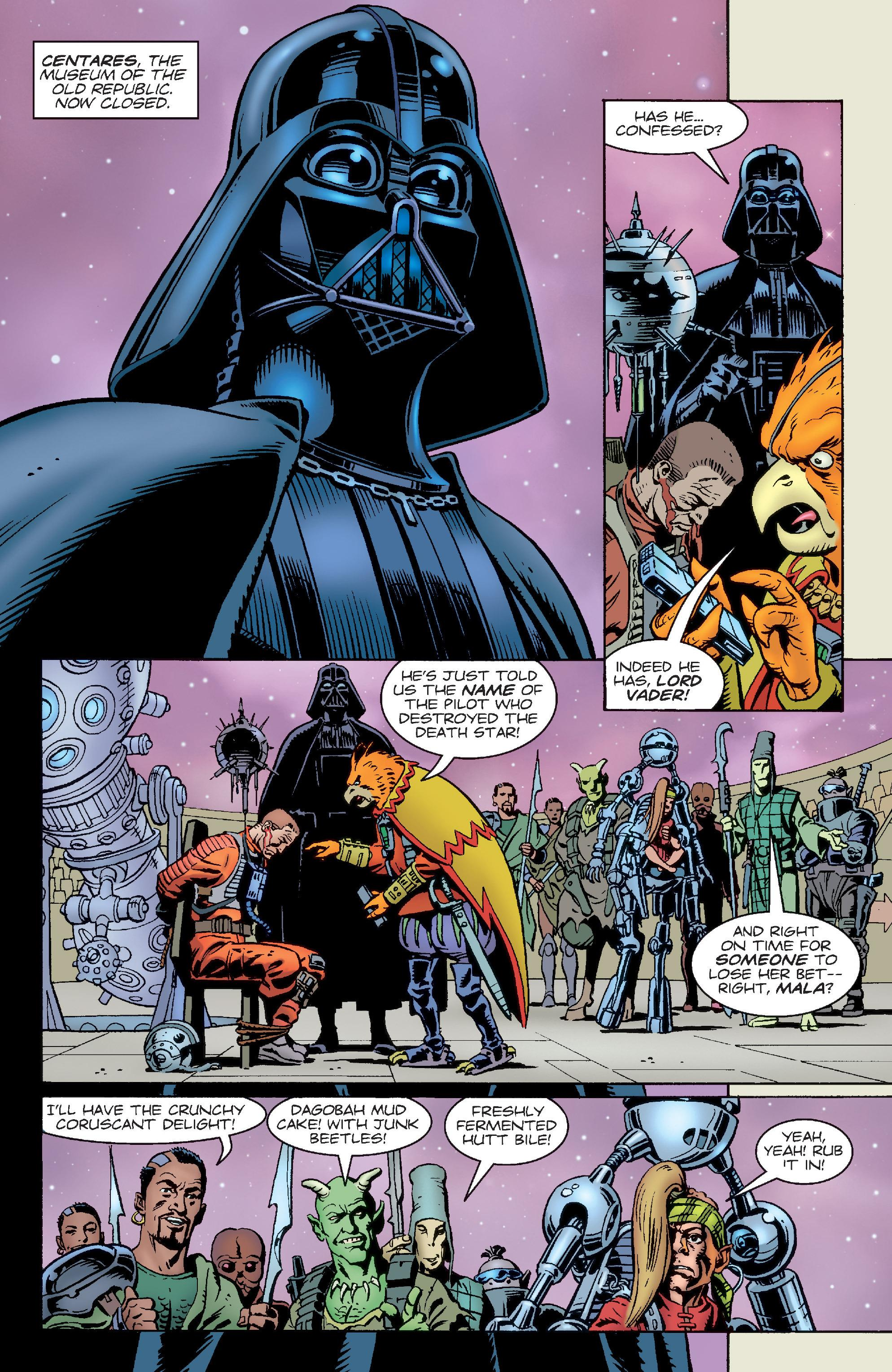 Star Wars Vader's Quest review